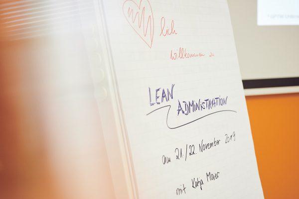 Lean-Manager-Ausbildung des WVIB