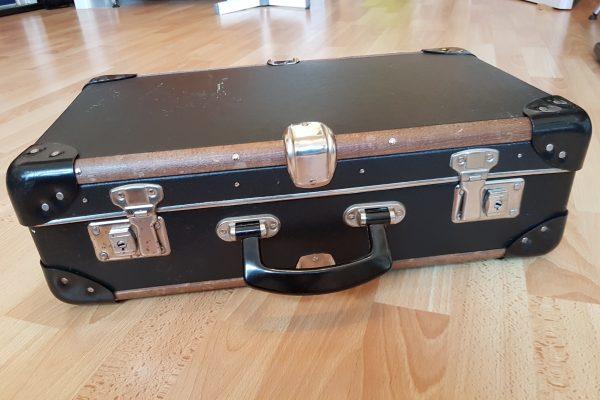 tafelrunde Koffermesse